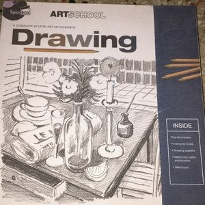 Other - Art school drawing kit